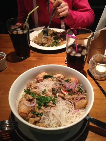 Chicken Mien Xiao Picture of Viet Kitchen Colchester