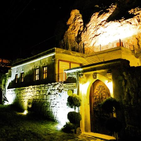 Cappadocia Castle Cave Hotel: Really cave house