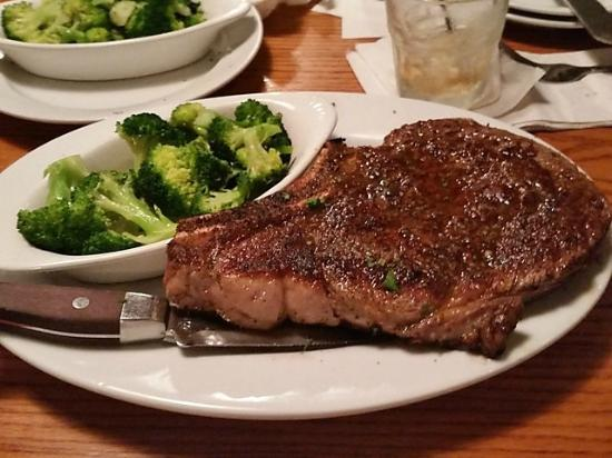 Millhouse Steakhouse Jacksonville: Cajun Ribeye