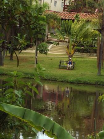 Parque Natural Municipal da Agua Vermelha Joao Cancio Pereira