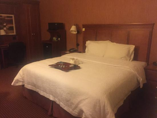 Hampton Inn University Midtown Albuquerque: Always Comfort at it's best