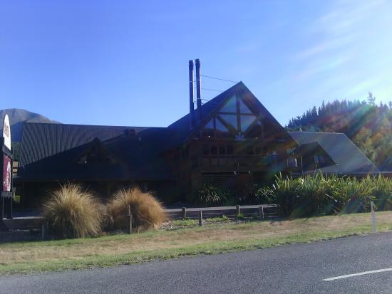 Mt Lyford Lodge