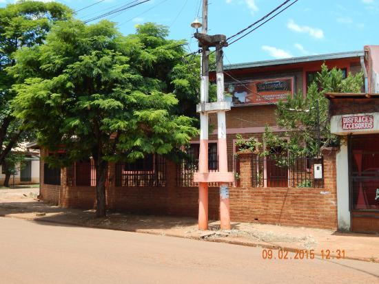 Marangatu: fachada