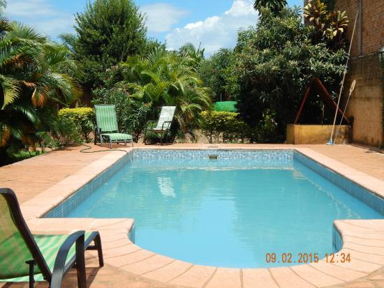 Marangatu: piscina