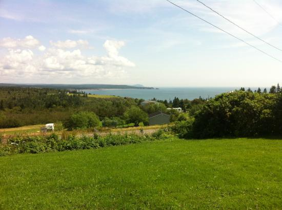 Moore's Specialties: View to the Bay of Fundy