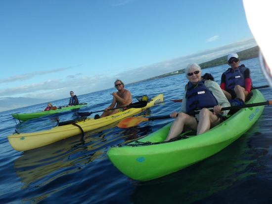 Maui Eco Tours : The group with our guide Fitz