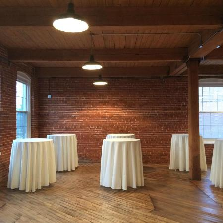 Private Event Space at Nathan Miller Chocolate's Factory