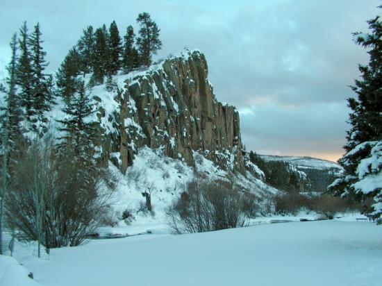 South Fork, CO: Cliffs