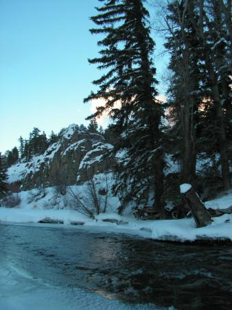 South Fork, CO: river
