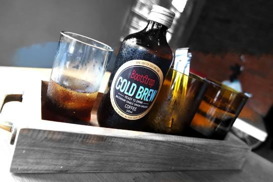 Bootstrap Cold Brew