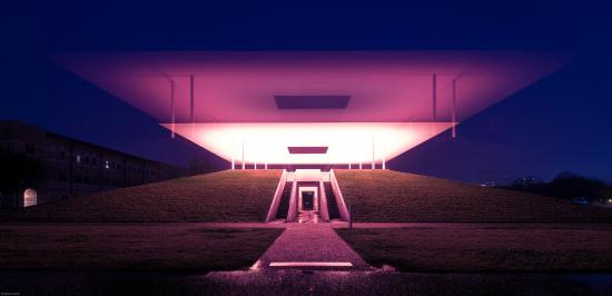 james turrell 39 s twilight epiphany skyscape picture of. Black Bedroom Furniture Sets. Home Design Ideas