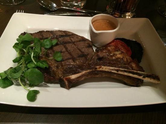Fahrenheit at Genting Club: Recommend Rib Eye Steak