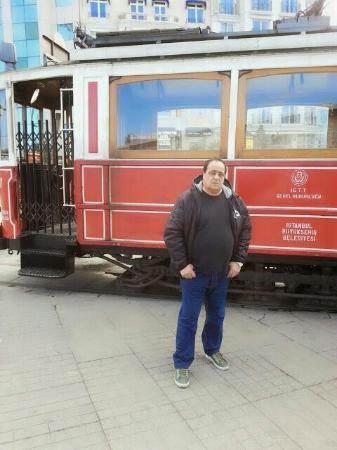 Стамбул, Турция: Tram