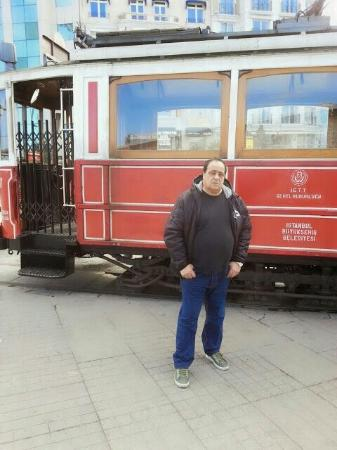 Istanbul, Turkey: Tram