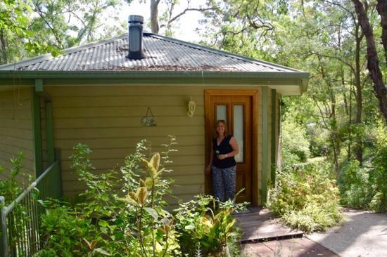 Ossian Hall Valley Retreat: lyrebird lodge