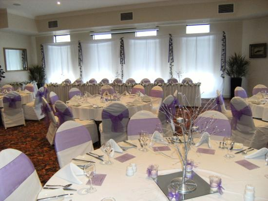 Roma Explorers Inn Motel & Function Centre: Wedding