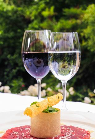 Wine and Dine at Budmarsh Country Lodge