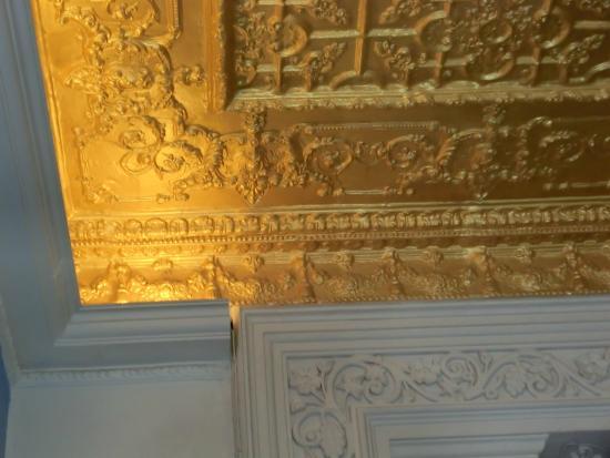 HVN at Casa Colombo: Detalhe da decoração do teto do HVN