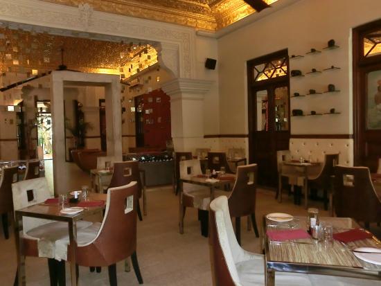 HVN at Casa Colombo: Restaurante HVN