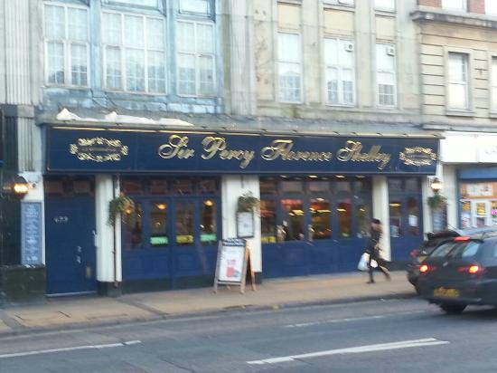 Sir Percy Florence Shelley Wetherspoons