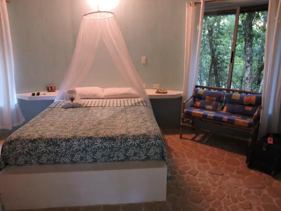 La Tierra Divina : chambre confortable