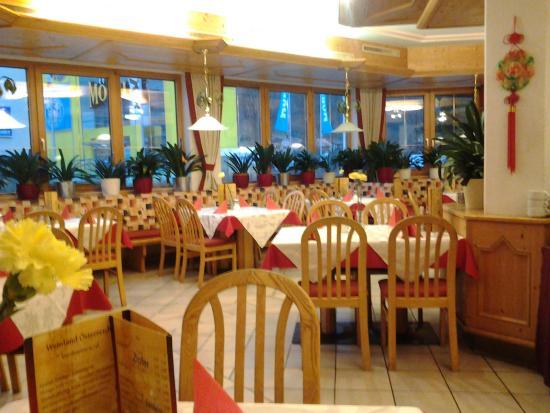 Hotel Restaurant Thurner: Ontbijtruimte