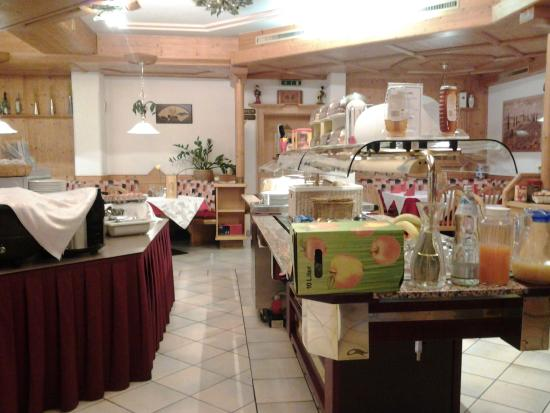 Hotel Restaurant Thurner: Ontbijtbuffet