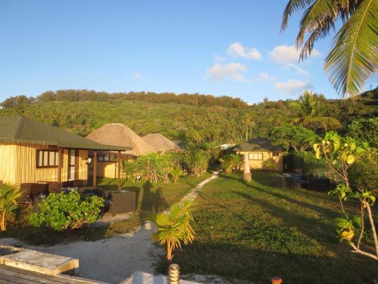Bora Bora Ecolodge : Pension sur l'île principale