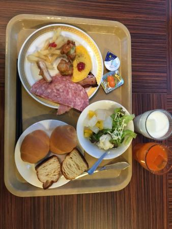 Route-Inn Grantia Komaki: 美味しい朝食
