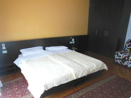 Hotel Garni Domus Mea: Camera matrimoniale