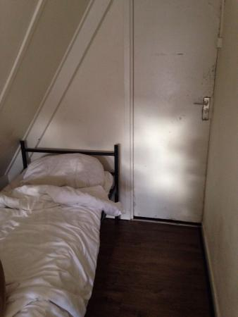Hotel Utopia : Private twin room top floor