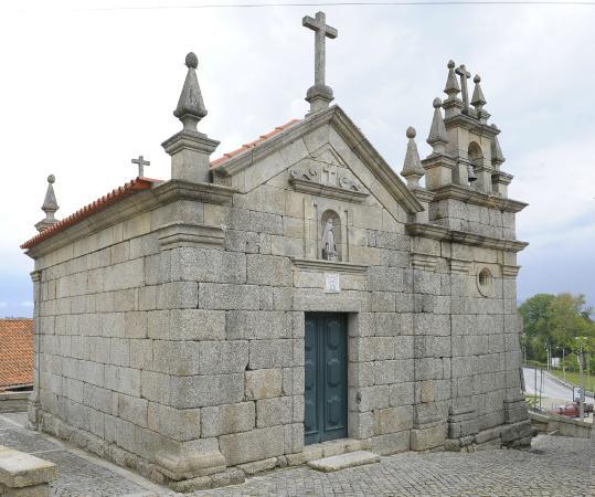 Celorico de Basto, Portugal: Capela em honra de Nossa Senhora da Oliveira