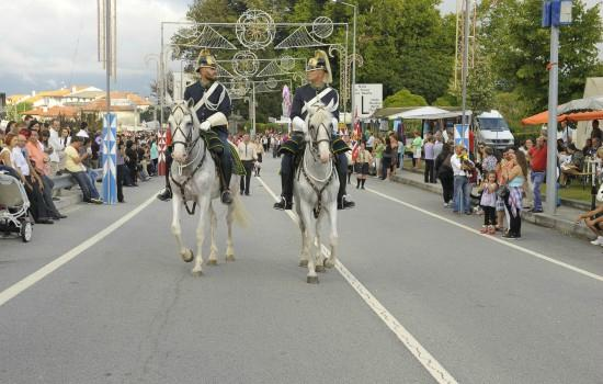 Celorico de Basto, Πορτογαλία: Festa Senhora de Oliveira