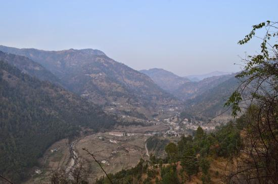 Seclude, Ramgarh : A view from the hotel
