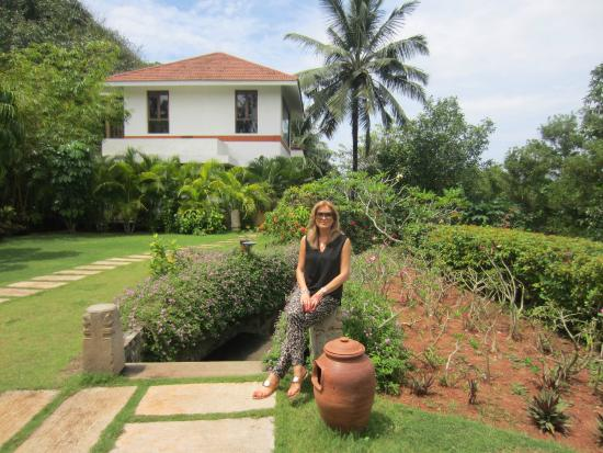 Niraamaya Retreats Surya Samudra: Grounds outside of room
