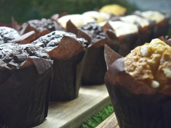 Bondolfi Boncaffe: Muffin