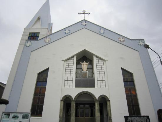 ‪Fukue Catholic Church‬