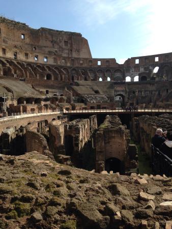 Рим, Италия: Sunny say