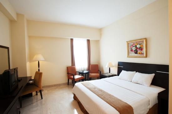 superior double bed picture of grand asia hotel jakarta tripadvisor rh tripadvisor com sg