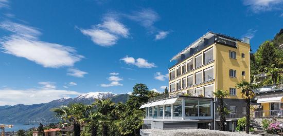 Hotel Stella Orselina