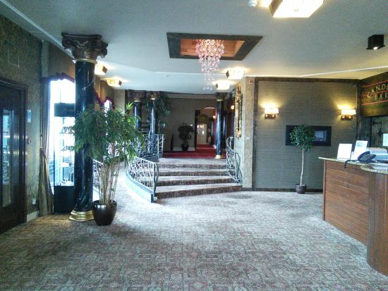 Yeats Country Hotel, Spa and Leisure Centre: Lobby