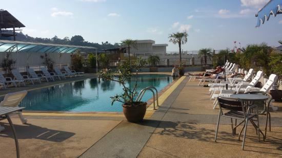Sunshine Patong Resort: .