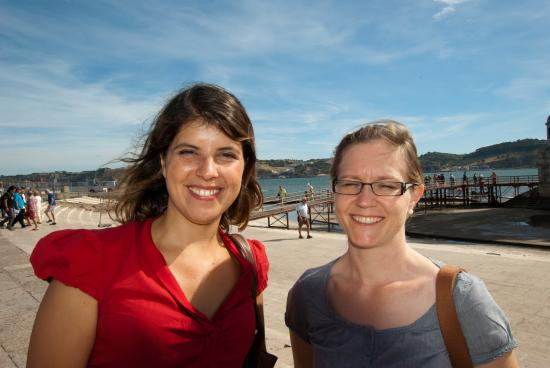 Lisbon Secrets - Guided Tours : Gloria und Katharina auf Tour!