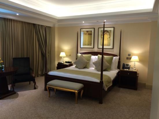 Movenpick Hotel Al Khobar : Bedroom