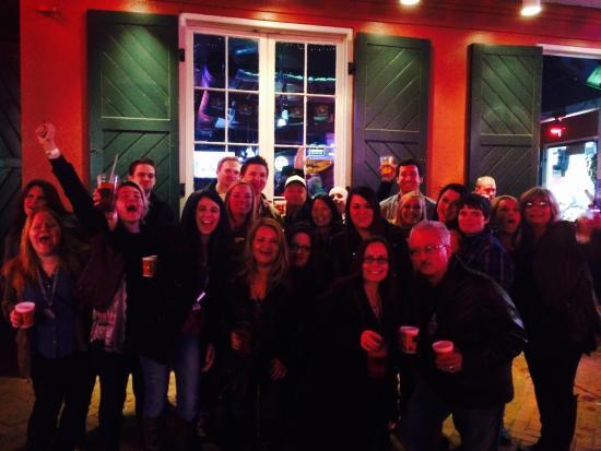 Pub Crawl New Orleans