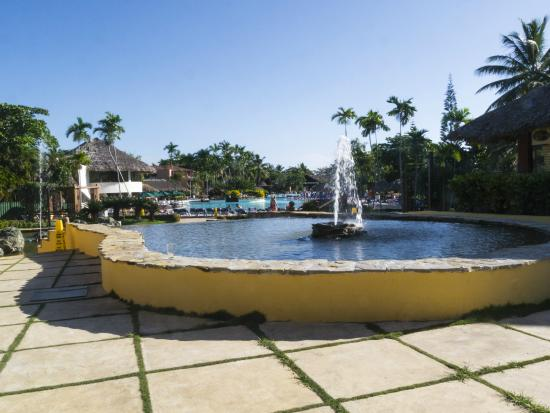 View Of Swimming Pool Area Of Be Live Grand Marien Resort