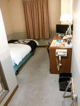 APA Hotel Kagoshima Kokubu: 部屋