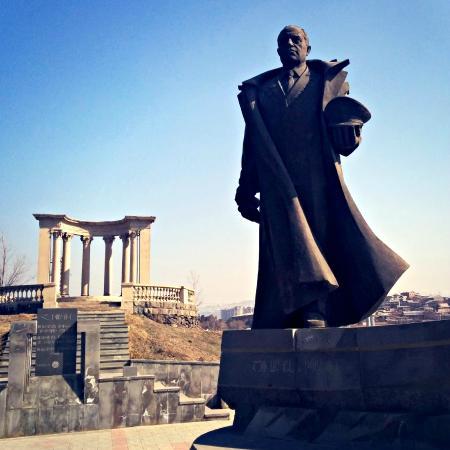 Ivan Isakov Statue