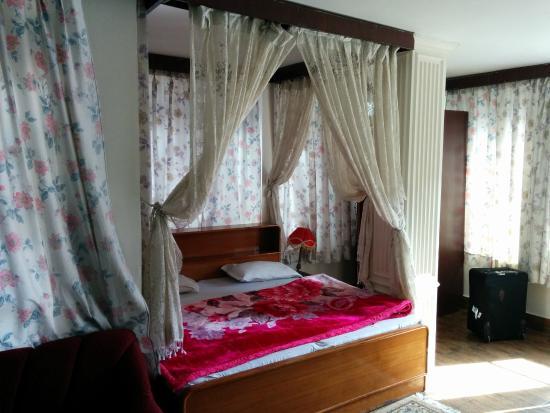 Hotel Himgiri: Super deluxe room...