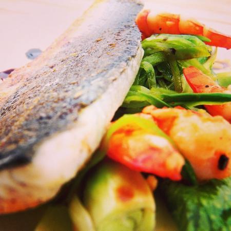 Seafood Restaurant Newquay